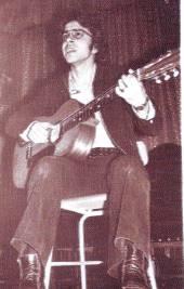 Recital Poesía 70. Colegio Mayor Sta. Cruz la Real (1974)