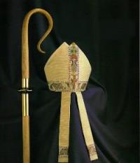 mitra-baculo